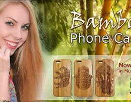 #19 untuk Design an Advertisement for phone case oleh moka84