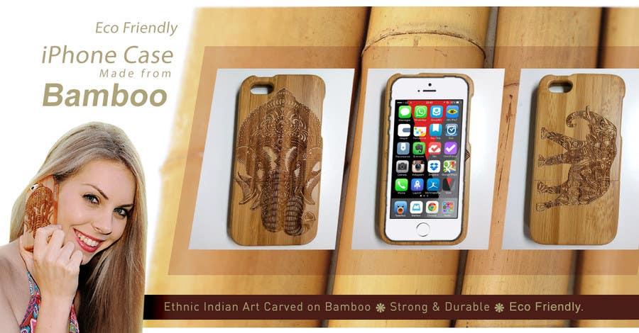 Penyertaan Peraduan #                                        34                                      untuk                                         Design an Advertisement for phone case