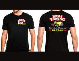 nº 28 pour Design a T-Shirt par lordstev