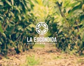 #183 para Diseño de Logotipo para hacienda de cacao de adahertmann