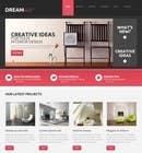 Graphic Design Inscrição do Concurso Nº7 para Ontwerp een Website Mockup for mark / label