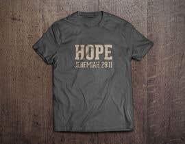 ahayashi tarafından Design a Christian T-Shirt - Contest 2 için no 15