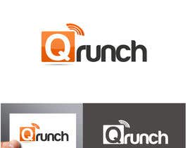 nº 213 pour Logo Design for Qrunch par csdesign78