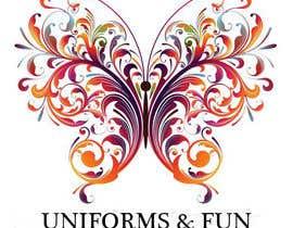 #7 untuk Design a Logo for UNIFORMS AND FUN oleh caspercham