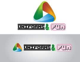 #10 untuk Design a Logo for UNIFORMS AND FUN oleh workers9