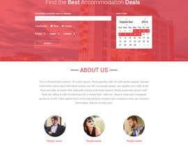 #3 for Design a Website Mockup and admin af Andresblnk