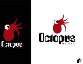 nº 221 pour Logo Design for Octopus Media par jijimontchavara