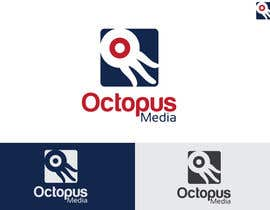 #260 для Logo Design for Octopus Media от ipanfreelance