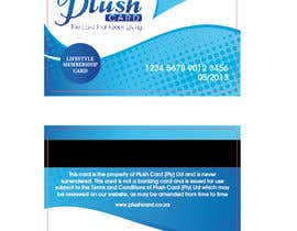 nº 22 pour Loyalty Card Redesign for Plush Card (Pty) Ltd par mishyroach