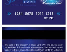 nº 30 pour Loyalty Card Redesign for Plush Card (Pty) Ltd par denkoMK