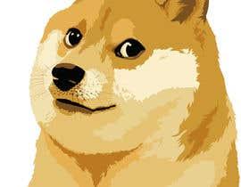 nº 4 pour Design a T-Shirt for a MEME (Doge meme) wow par peaches2000