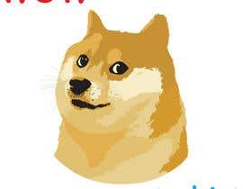 nº 14 pour Design a T-Shirt for a MEME (Doge meme) wow par nc123photoshop