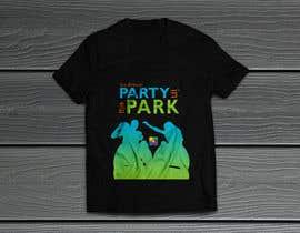 emanuelsousaa tarafından Design a T-Shirt for Party in the Park için no 30