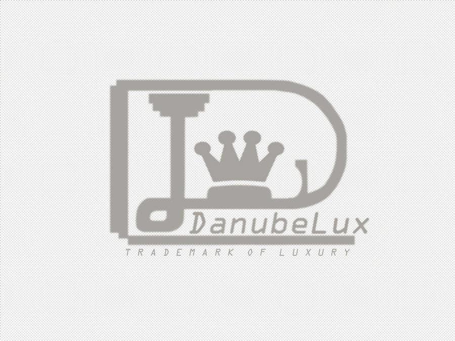 Proposition n°115 du concours Logo design for a new company selling luxury: DanubeLux.