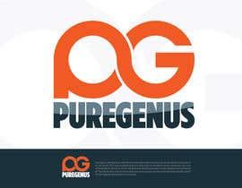 #14 for Want to be smarter?  PUREGENUS Logo Design af vasked71