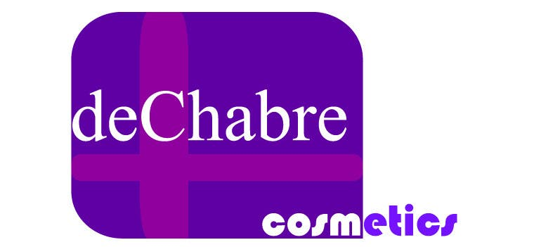 Inscrição nº 211 do Concurso para Logo Design for deChabre Cosmetics