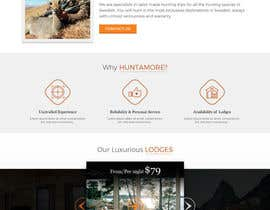 xsasdesign tarafından Create a highly visible online platform for HUNTAMORE için no 12