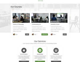 #8 for WordPress Template for a School Website by adixsoft