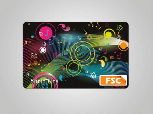 #12 for Icon or Button Design for Credit Card Covers by nom2