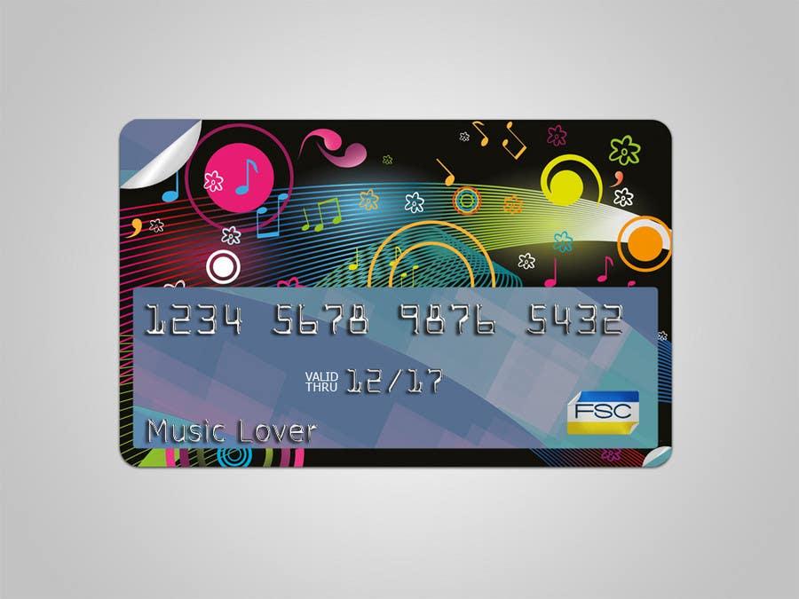 Конкурсная заявка №51 для Icon or Button Design for Credit Card Covers