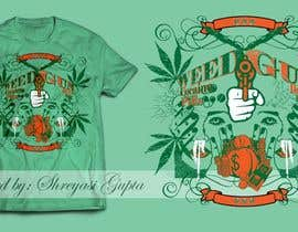 #7 untuk Design a Graphic T-Shirt oleh shreyasigupta13