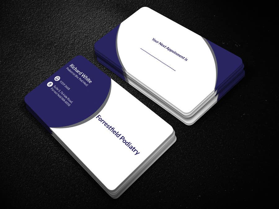 Entry #66 by Shafiullah188 for Design some Business Cards | Freelancer