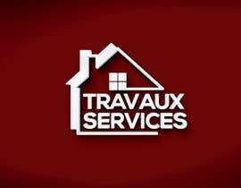 nº 26 pour Concevez un logo pour la société TRAVAUX SERVICES par imdesign3d