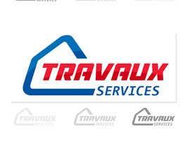 nº 21 pour Concevez un logo pour la société TRAVAUX SERVICES par start4design