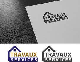 nº 37 pour Concevez un logo pour la société TRAVAUX SERVICES par start4design