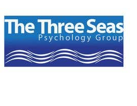 #167 สำหรับ Logo Design for The Three Seas Psychology Group โดย KamKami