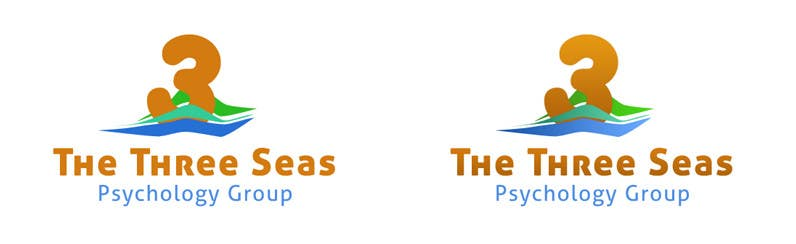 Contest Entry #123 for Logo Design for The Three Seas Psychology Group