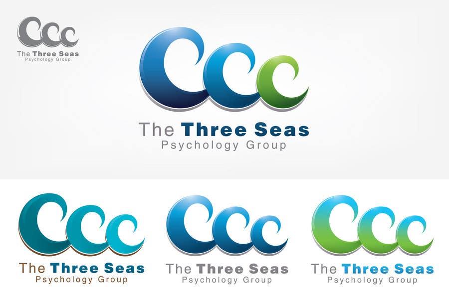 Bài tham dự cuộc thi #137 cho Logo Design for The Three Seas Psychology Group