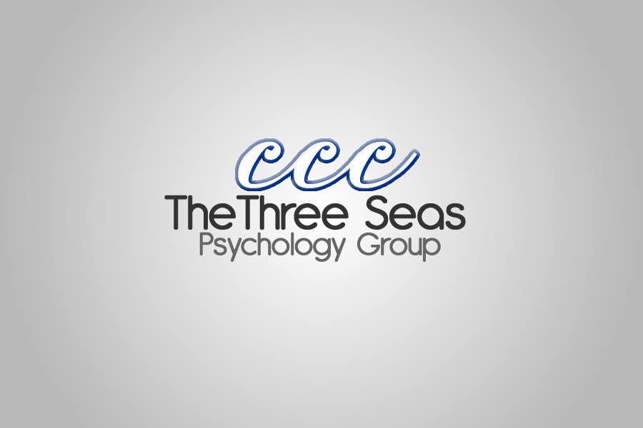 Bài tham dự cuộc thi #145 cho Logo Design for The Three Seas Psychology Group