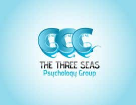 #164 pentru Logo Design for The Three Seas Psychology Group de către ProtonKid13