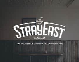 Design a logo for a fast food restaurant stall serving Asian