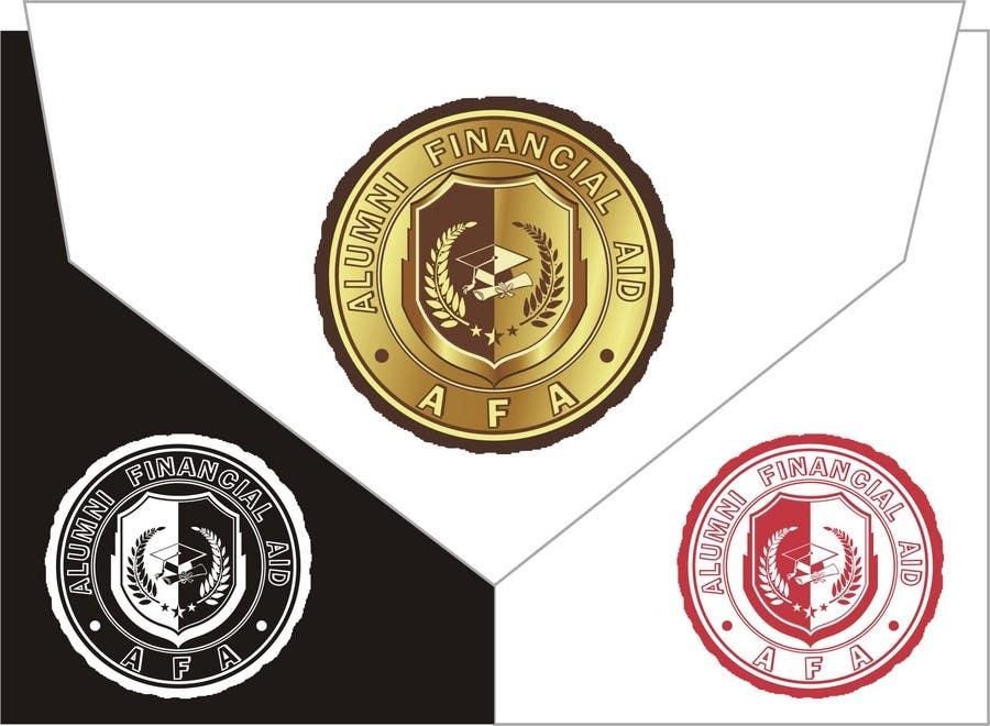 Penyertaan Peraduan #                                        207                                      untuk                                         Logo Design for Alumni Financial Aid