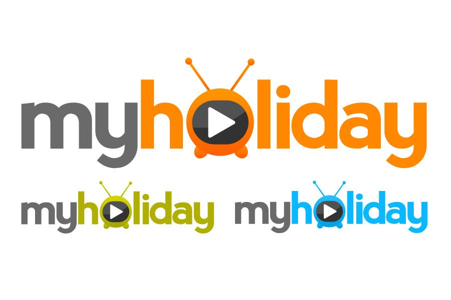 Contest Entry #64 for Logo Design for My Holiday