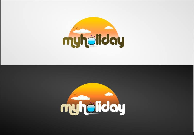 Contest Entry #                                        101                                      for                                         Logo Design for My Holiday