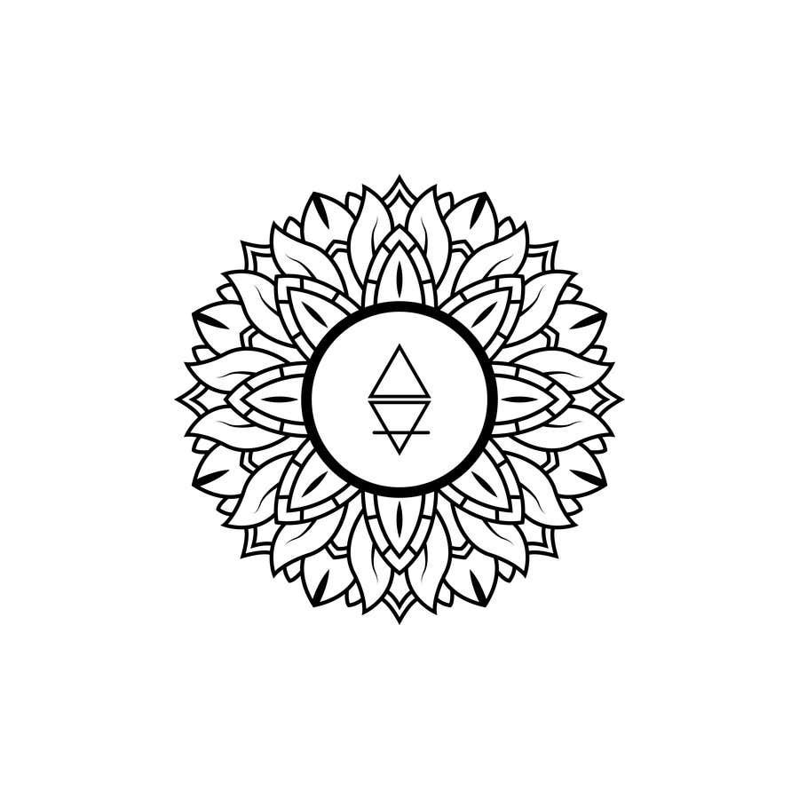 Entry 7 By Mahmoudelkholy83 For Lotus Flower Mandala Design Around