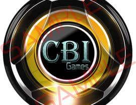#238 para Logo Design for CBI-Games.com por dipayanzed