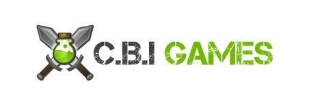 Inscrição nº 178 do Concurso para Logo Design for CBI-Games.com
