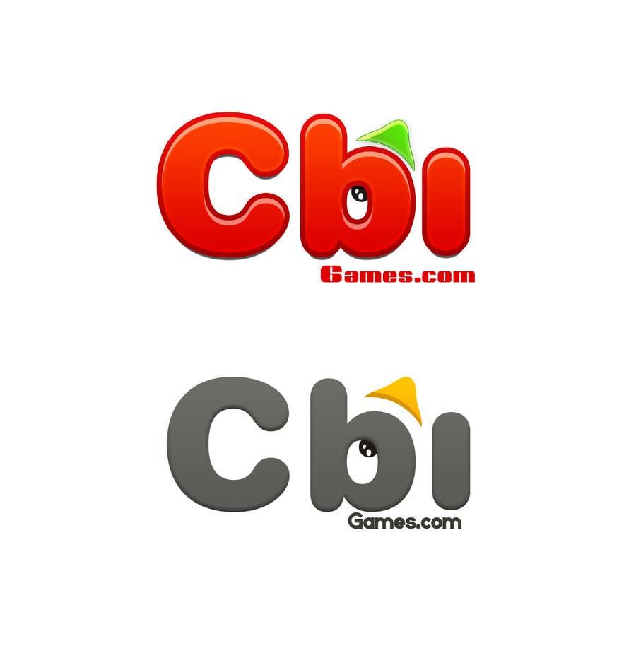 Contest Entry #129 for Logo Design for CBI-Games.com