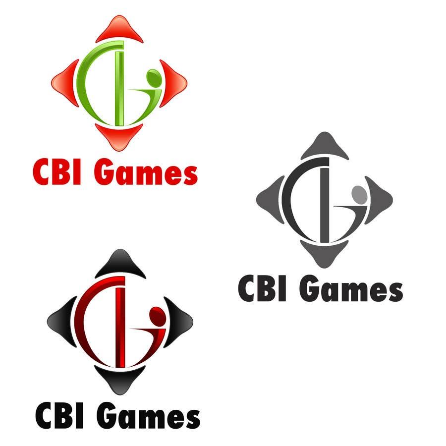 Contest Entry #126 for Logo Design for CBI-Games.com