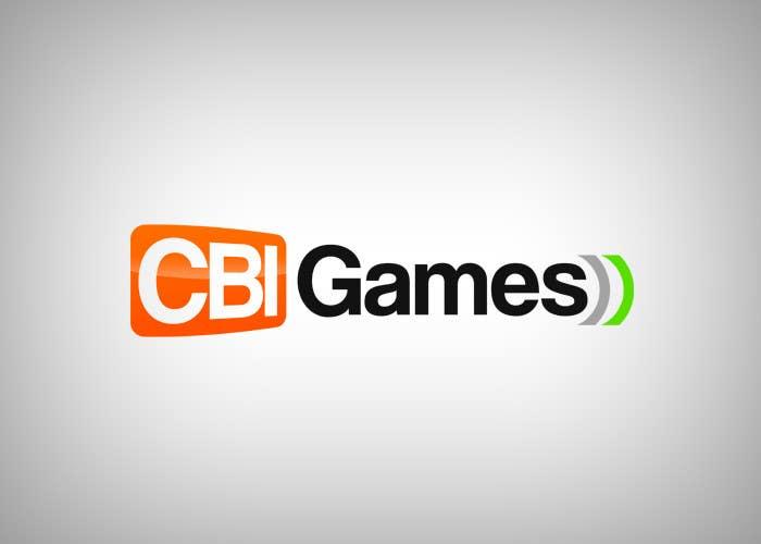 """Intrarea #215 pentru concursul """"Logo Design for CBI-Games.com"""""""