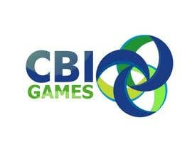 #174 para Logo Design for CBI-Games.com por NoraMary