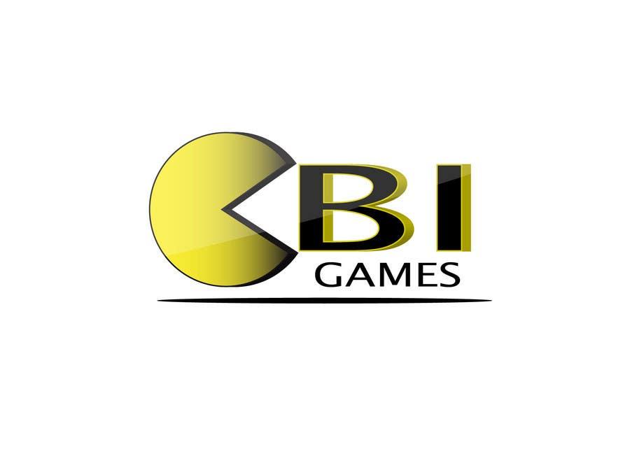 Inscrição nº 172 do Concurso para Logo Design for CBI-Games.com