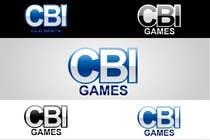 Graphic Design Contest Entry #159 for Logo Design for CBI-Games.com