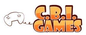 """Intrarea #237 pentru concursul """"Logo Design for CBI-Games.com"""""""