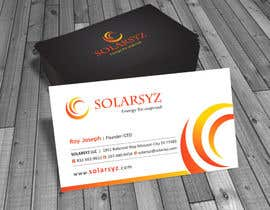 #48 for Business Card Design for SolarSyz by Brandwar