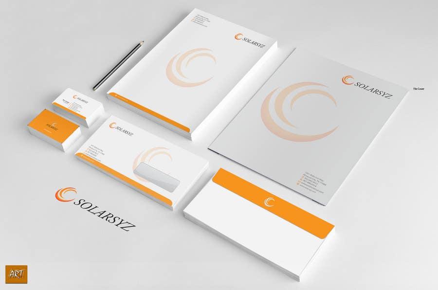 Inscrição nº                                         125                                      do Concurso para                                         Business Card Design for SolarSyz